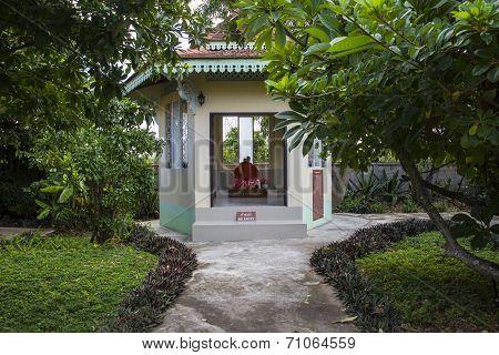 Ganesha In The Pavilion
