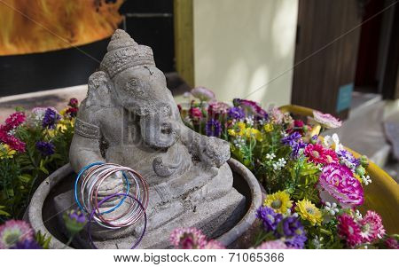 The Lord Of Ganesha Statue