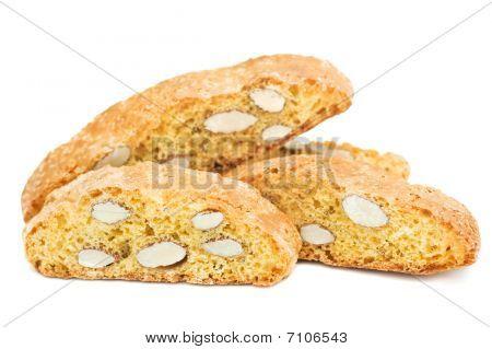 Isolated Italian Cookies