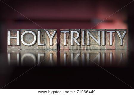 Holy Trinity Letterpress