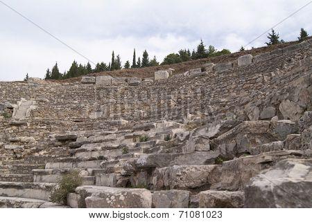 Ephesus City Ruins
