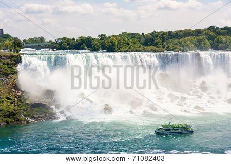 Hornblower Cruise in Niagara Falls
