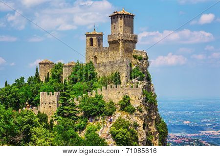 Rocca Della Guaita, The Most Ancient Fortress Of San Marino