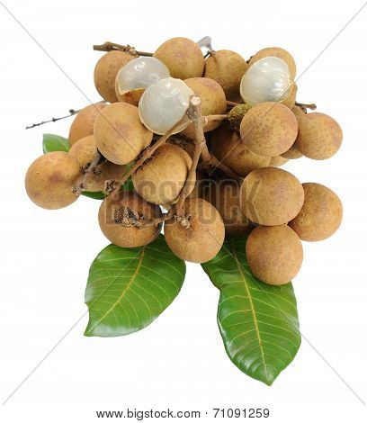 Juicy And Delicious Longan
