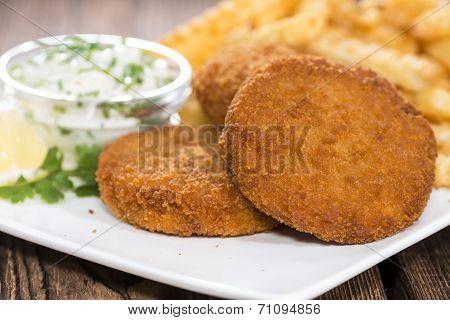 Three Fishburgers