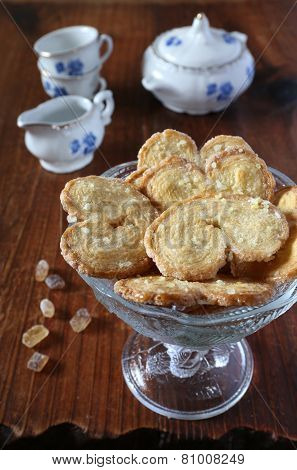 Five-o'clock Tea: French Puff Pastry