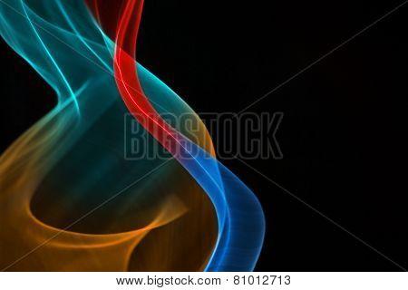wave light colour