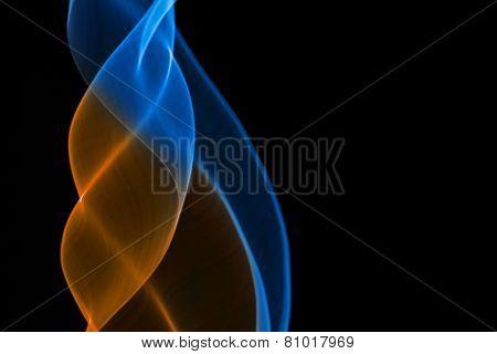Flowing light