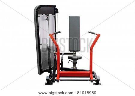 image of gym apparatus