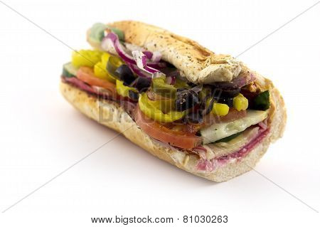 The Works Sandwich