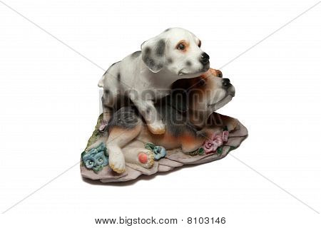 Dog A Figurine