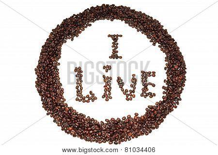 I Live, Coffee
