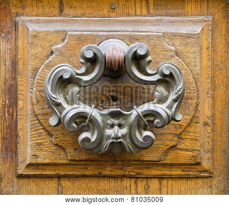 Lucca Door Knocker