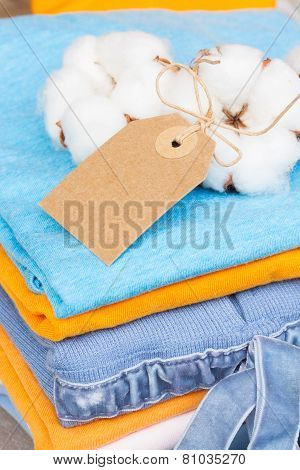 cotton clothes