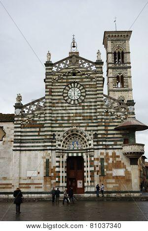Duomo Di Prato, Tuscany, Italy,