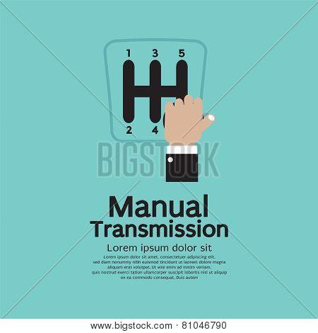 Manual Transmission.