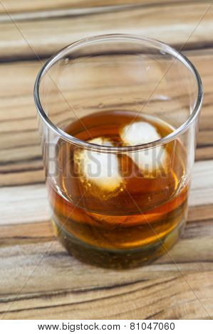 Bourbon With Ice