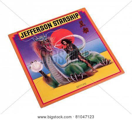 Jefferson Starship Album