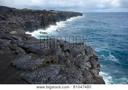 Big Island, Hawaii Volcanoes National Park.
