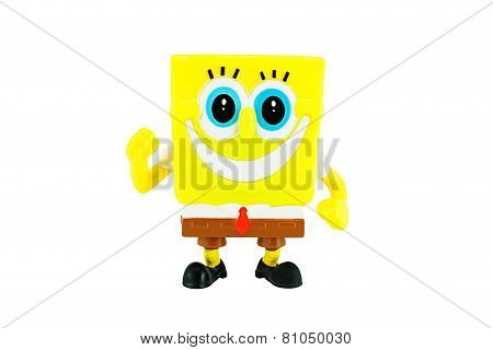 Spongebob Squarepants Toy Charecter From Spongebob Squarepants