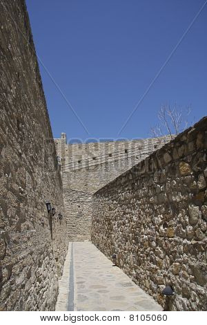 Turkish Castle Cesme Turkey
