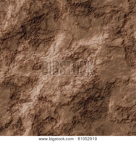 Artificial Eroded Rock Texture Or Background