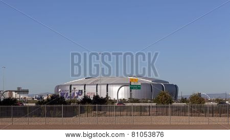 University of Phoenix Cardinal Stadium, AZ