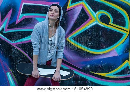 Skater Street Girl