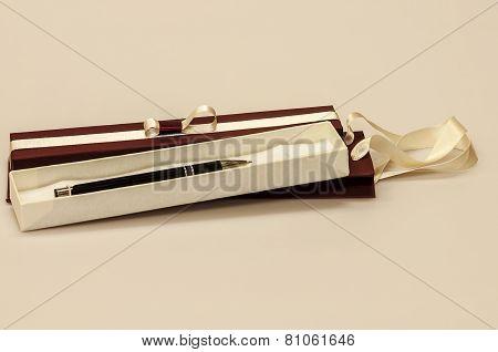 Pen In Gift Box