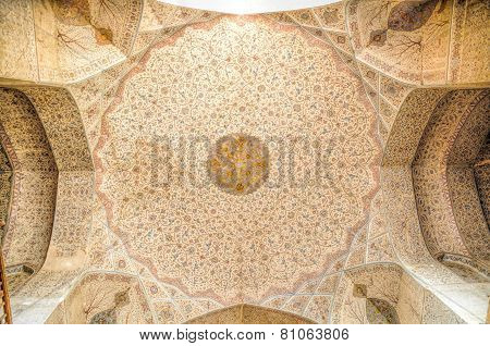 Mosque Ceiling