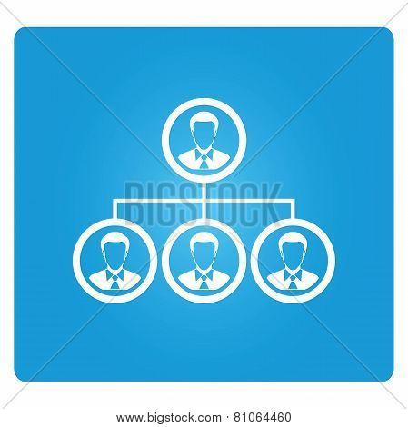 organization chart symbol