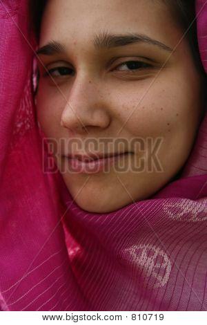 moslemische Frau