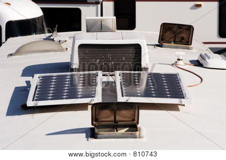 Camping con Solar 9