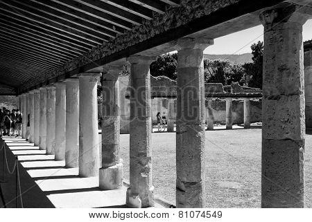 Stabian Thermal Baths Complex, Pompei