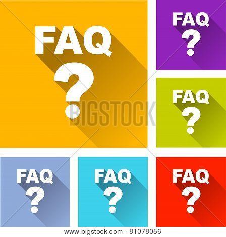 Faq Icons