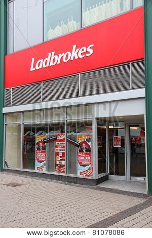 Ladbrokes Gaming Shop
