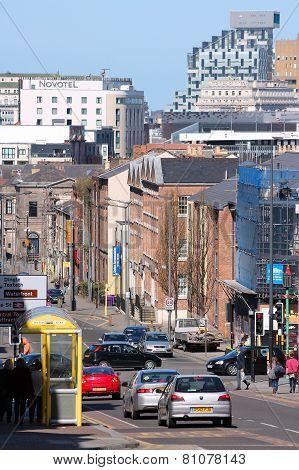 Liverpool Traffic