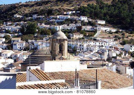White town, Montefrio.