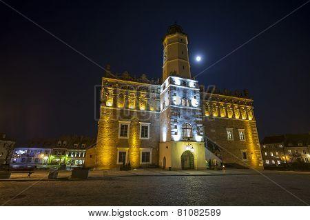 Sandomierz City Center, Poland