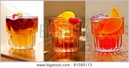 Beautiful Classic Cocktails