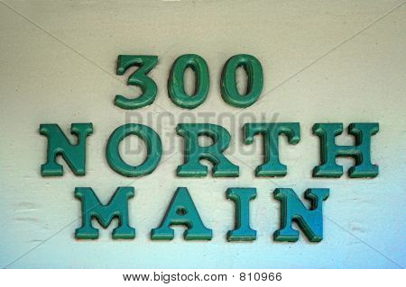 300 North Main