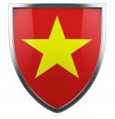 pic of communist symbol  - Vietnam  - JPG