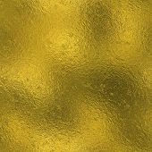 image of texture  - Golden Foil Seamless and Tileable Texture - JPG