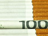image of  habits  - Smoking is expensive habit - JPG