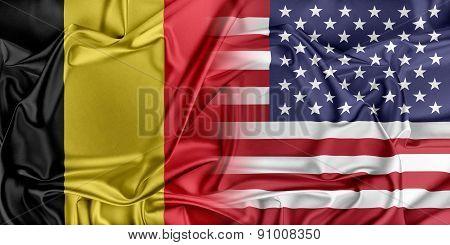USA and Belgium.