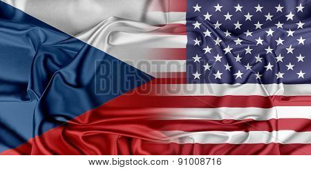 USA and Czech Republic.