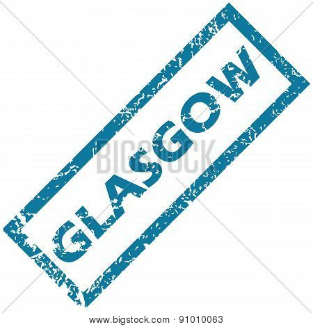 Glasgow rubber stamp
