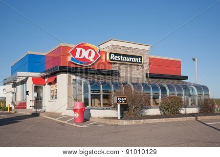 Dairy Queen Restaurant