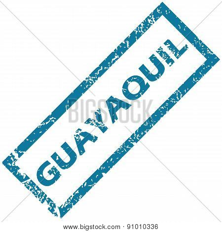 Guayaquil rubber stamp