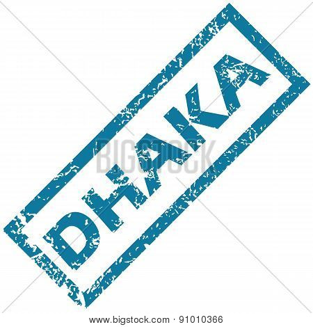 Dhaka rubber stamp